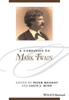 A Companion to Mark Twain (1119045398) cover image