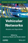 Vehicular Networks : Models and Algorithms (1848214898) cover image
