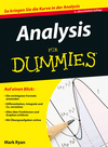 Analysis für Dummies, 3., überarbeitete Auflage (3527802398) cover image