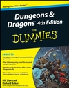 Dungeons and Dragons 4th Edition For Dummies, 2nd Edition (0470406399) cover image