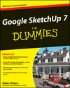 Google SketchUp 7 For Dummies (0470498099) cover image