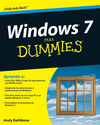 Windows 7 Para Dummies (0470523999) cover image