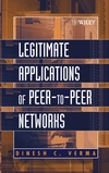 Legitimate Applications of Peer-to-Peer Networks (0471653799) cover image