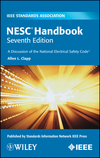 NESC Handbook: A Discussion of the National Electrical Safety Code, 7th Edition (1118145399) cover image