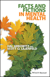 Facts and Fictions in Mental Health (1118311299) cover image