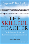 The Skillful Teacher: On Technique, Trust, and Responsiveness in the Classroom, 3rd Edition (1118450299) cover image