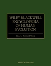 Wiley-Blackwell Encyclopedia of Human Evolution (1118650999) cover image