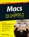 Macs For Dummies, 13th Edition (1118898699) cover image