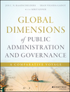 Global Dimensions of Public Administration and Governance: A Comparative Voyage (1119026199) cover image