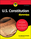 U.S. Constitution For Dummies, 2nd Edition (1119387299) cover image