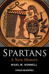 Spartans: A New History (1405129999) cover image