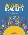 Universal Usability: Designing Computer Interfaces for Diverse User Populations (EHEP000899) cover image