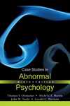 Case Studies in Abnormal Psychology, 9th Edition (EHEP001999) cover image