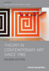 Theory in Contemporary Art since 1985, Second Edition (EHEP002799) cover image