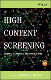 thumbnail image: High Content Screening Science Techniques and Applications