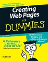 Creating Web Pages For Dummies, 8th Edition (047011679X) cover image