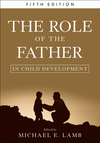 The Role of the Father in Child Development, 5th Edition (047040549X) cover image