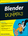 Blender For Dummies (047047159X) cover image