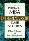 The Portable MBA in Entrepreneurship Case Studies (047118229X) cover image