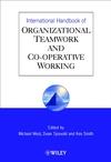 International Handbook of Organizational Teamwork and Cooperative Working  (047148539X) cover image