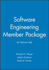 Software Engineering Member Package (4 Volume Set) (076951099X) cover image