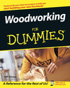 Woodworking For Dummies (111805329X) cover image