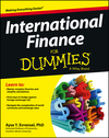 International Finance For Dummies (111852389X) cover image