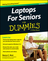 Laptops For Seniors For Dummies, 3rd Edition (111871119X) cover image