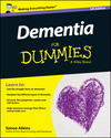 Dementia For Dummies - UK, UK Edition (111892469X) cover image