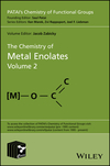 thumbnail image: The Chemistry of Metal Enolates, Volume 2