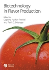 Biotechnology in Flavor Production (140515649X) cover image