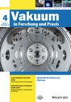 Vakuum in Forschung und Praxis (2035) cover image