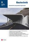 Bautechnik (2091) cover image