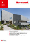 Mauerwerk (2116) cover image