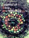 Journal of Basic Microbiology (2248) cover image