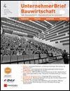 UnternehmerBrief Bauwirtschaft (2488) cover image