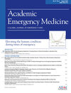 Academic Emergency Medicine (ACE3) cover image