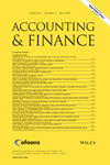 Accounting & Finance (ACFI) cover image