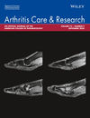 Arthritis Care & Research (ACR) cover image