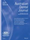 Australian Dental Journal (ADJ) cover image