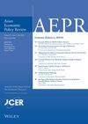 Asian Economic Policy Review (AEPR) cover image