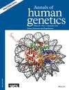 Annals of Human Genetics