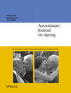 Australasian Journal on Ageing (AJAG) cover image