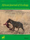African Journal of Ecology (AJE) cover image