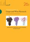 Australian Journal of Grape and Wine Research