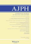 Australian Journal of Politics & History (AJPH) cover image