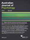 Australian Journal of Psychology (AJPY) cover image