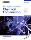Asia‐Pacific Journal of Chemical Engineering (APJ2) cover image