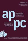 Accounting Perspectives (APR) cover image