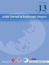 Asian Journal of Endoscopic Surgery (ASES) cover image